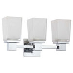 Nuvo 60-4003 | (3 Light) Vanity | Polished Chrome