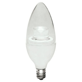 3.5 Watt - Dimmable - LED - Candle Light Bulb