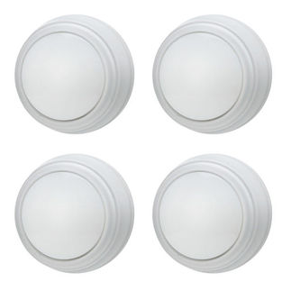 Xodus Innovations BL404 - Mini Guide Light 4 Pack - LED Low Glow Technology - Battery Powered - 1 Year Warranty