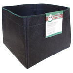 Gro Pro 724980 - 1/2 Gallon - Fabric Pot - Square Plant Container