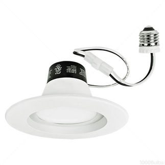 TCP LED12DR627K  12W 6 in. Dimmable LED Downlight