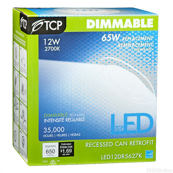 650 Lumens 12w Led Downlight Tcp Led12dr627k