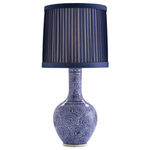 Arteriors 47198-736 - Porcelain Table Lamp - Batik