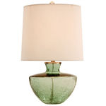 Arteriors 46223-556 - Crackle Glass Table Lamp - Misha