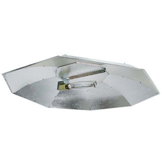 Parabolic Grow Light Reflector | Silver Sun 904620