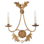 Flambeau SC1159-2 - Wall Sconce - 2 Light -Sweet Olive