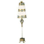 Flambeau TA1002 - Lamp - 1 Light - Pompadour Luxe
