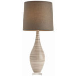 Arteriors 11172-648 - Ceramic Table Lamp - Hunter