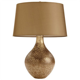 Arteriors 42408-842 - Glass Table Lamp - Sanford