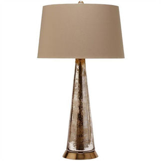 Arteriors 44449-149 | Tapered Glass Table Lamp