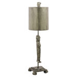 Flambeau TA1017-S - Lamp - 1 Light - Caryatid