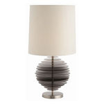 Arteriors 46439-378 | Table Lamp | Steel Disc