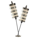 Flambeau TA1030-S - Lamp - 2 Light - Nettle Luxe