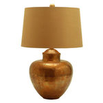 Arteriors 44242-683 - Hammered Brass Table Lamp