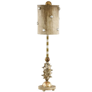 Flambeau TA1032 - French Table Lamp - Pome