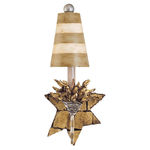 Flambeau SC1009-1 - Wall Sconce - 1 Light - La Fleur