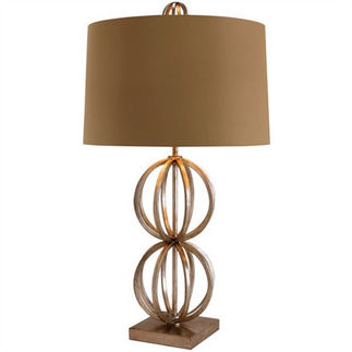 Arteriors 48573-718 - Iron Table Lamp - Millenium