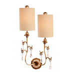 Flambeau SC1038G-2L - Sconce - 2 Light - Tivoli