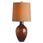Arteriors 17340-469 | Table Lamp | Tortoise Glass | Ty