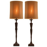 Arteriors 13099-625 - Table Lamp - Iron and Marble