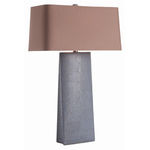 Arteriors 17418-552 | Table Lamp | Wedge Porcelain