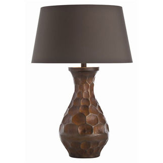 Arteriors 46621-170 | Table Lamp | Antique Copper Iron