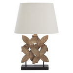 Arteriors 12650-164 | Table Lamp | Wood and Iron