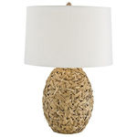 Arteriors 49918-670 | Table Lamp | Woven Lily Grass
