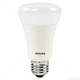 8 Watt - Dimmable - LED Light Bulb - A21 - 2700K Warm White