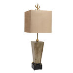 Flambeau TA1075 - Custom Table Lamp - Grenouille