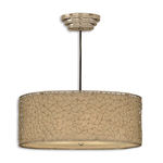Uttermost 21154 - Pendant Light - Brandon Collection