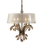 Uttermost 21245 - Chandelier - Alenya Collection