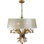 Uttermost 21246 - Chandelier - Alenya Collection