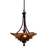 Uttermost 21904 - Bowl Pendant Light - Vitalia