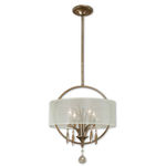 Uttermost 21962 - Pendant Light - Alenya Collection