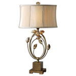 Uttermost 26337-1 - Table Lamp - Alenya Collection
