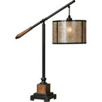Uttermost 26760-1 - Table Lamp - Sitka Collection