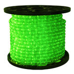 LED - Bright Green - Rope Light - 150 ft. Spool