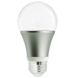 SunSun SI-JA19E26D07-27AL - 6.5 Watt - LED A19 Light Bulb
