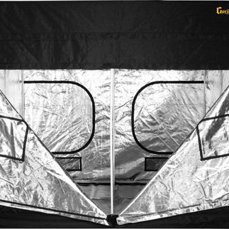 108 x 108 x 81 in. - Gorilla Grow Tent