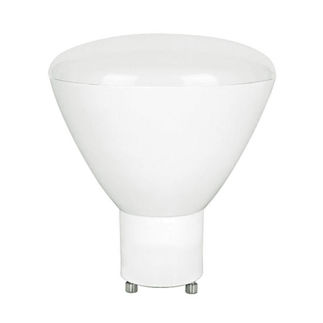11 Watt - LED - BR30 - GU24 - 3000K Warm White  - 750 Lumens - 65 Watt Equal - Dimmable - Satco S8994