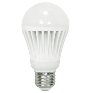 10 Watt - Dimmable LED - A19 - 2700K Warm White - 800 Lumens - 60 Watt Equal - Satco S9007